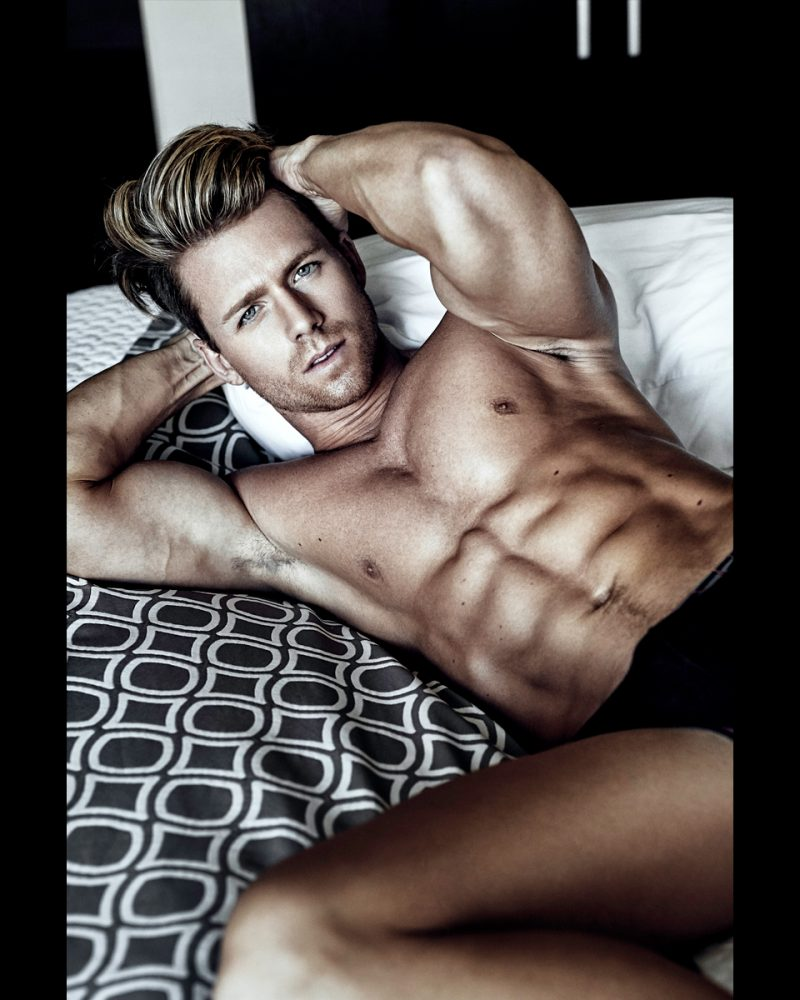 In Bed with Steven Dehler