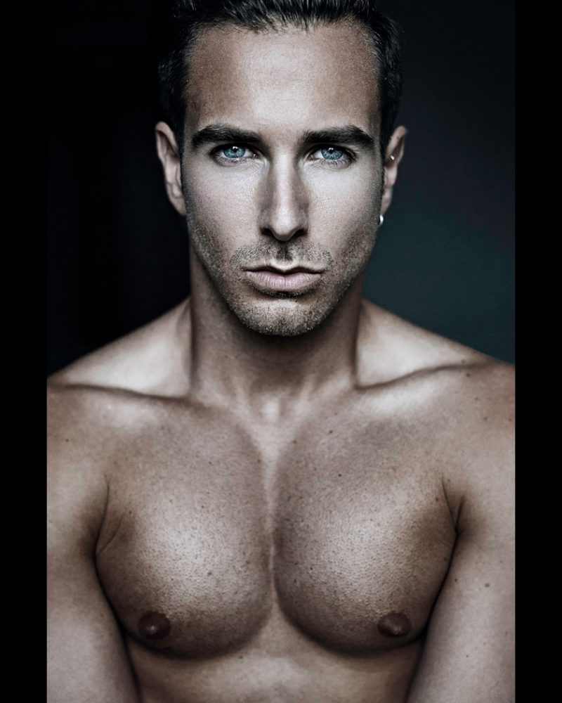 Aaron Renfree for Fashionably Male